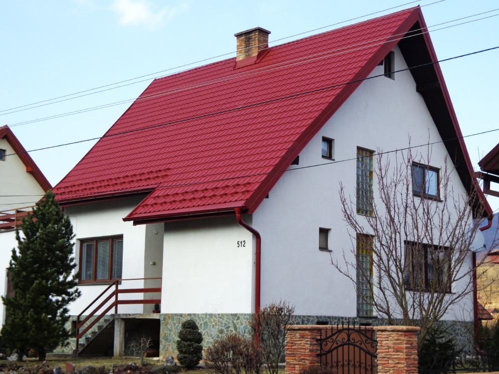 Strecha - Štítnik