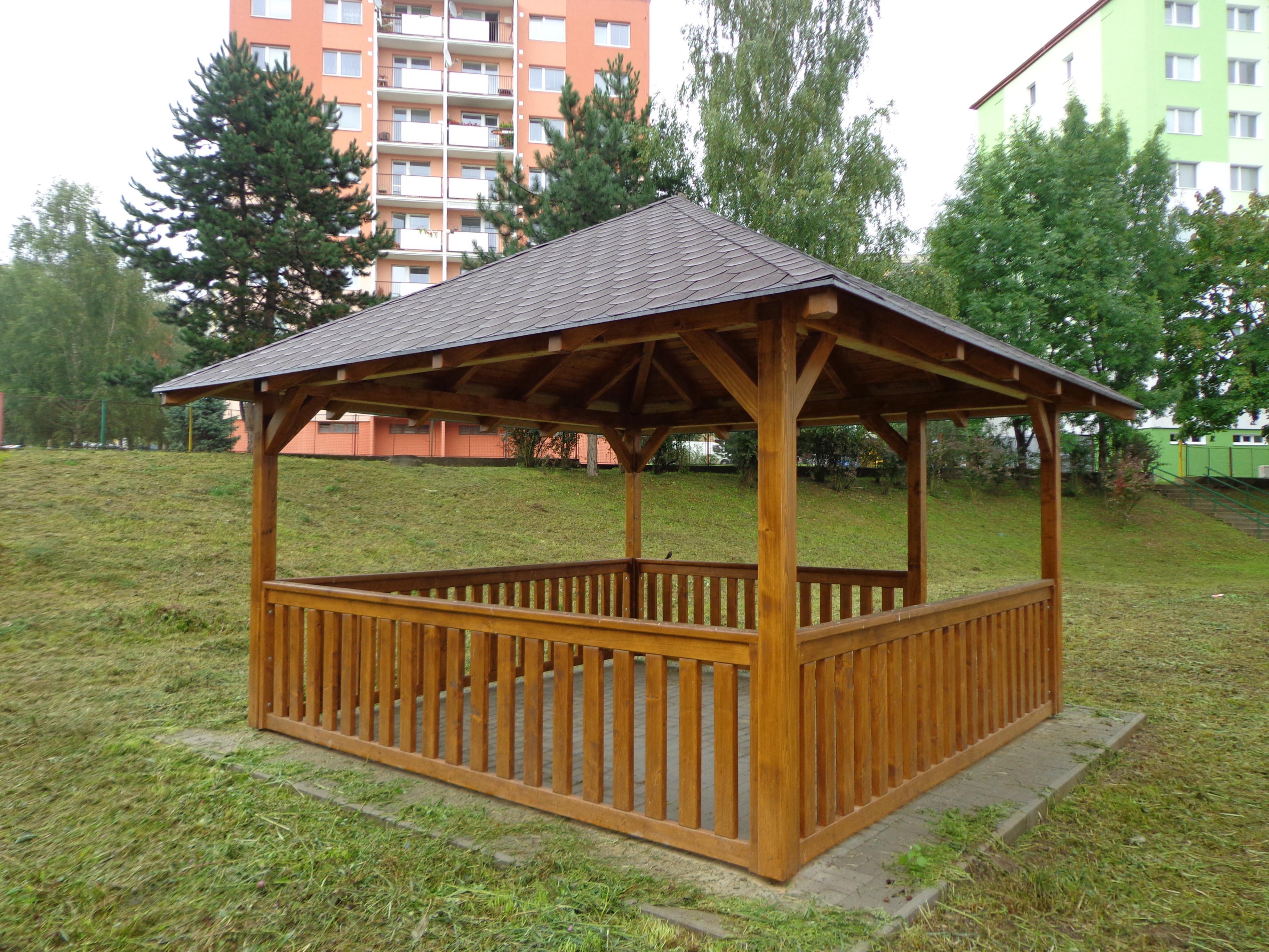 Altánok, MŠ Kyjevská, Rožňava