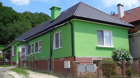 Výmena strechy – Rakovnica