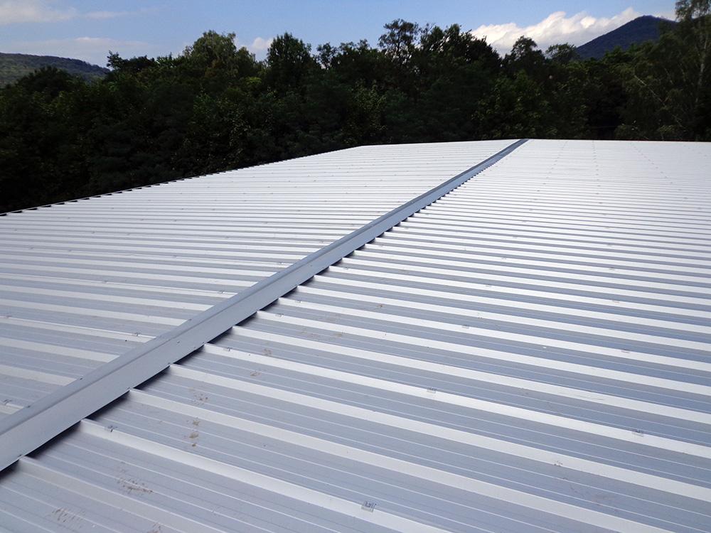 Rekonštrukcia strechy, ZŠ Zlatá, Rožňava