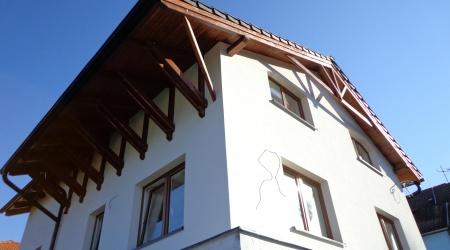 Stavba strechy – Rožňava