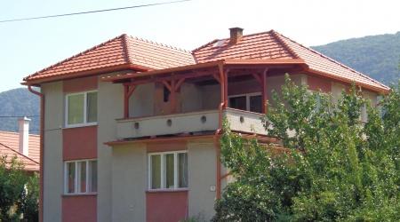Stavba strechy – Slavec