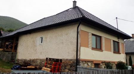 Výmena strechy – Honce