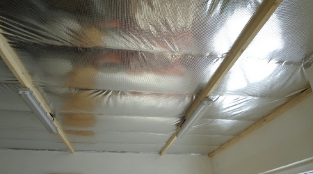 Izolácia strechy