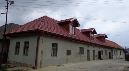 Rekonštrukcia strechy – Gemerská Poloma