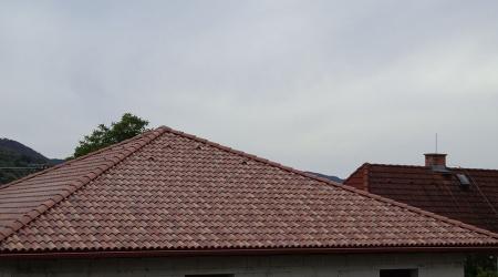 Stavba strechy – Lipovník