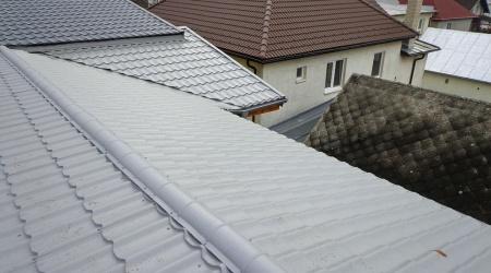 Rekonštrukcia strechy – rodinný dom v Brestove
