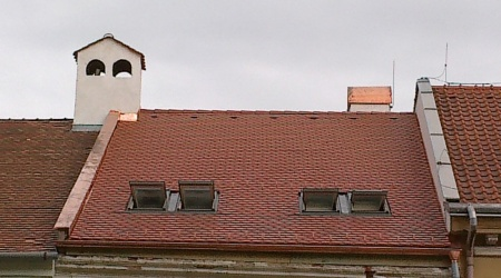Rekonštrukcia strechy – Košice