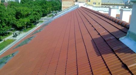 Výmena strechy – Košice