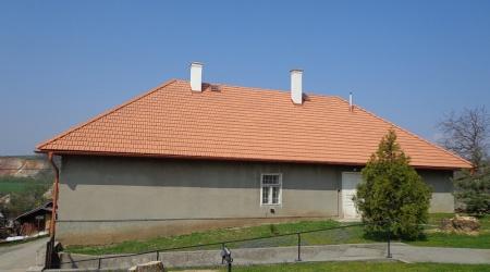 Rekonštrukcia strechy – Čoltovo