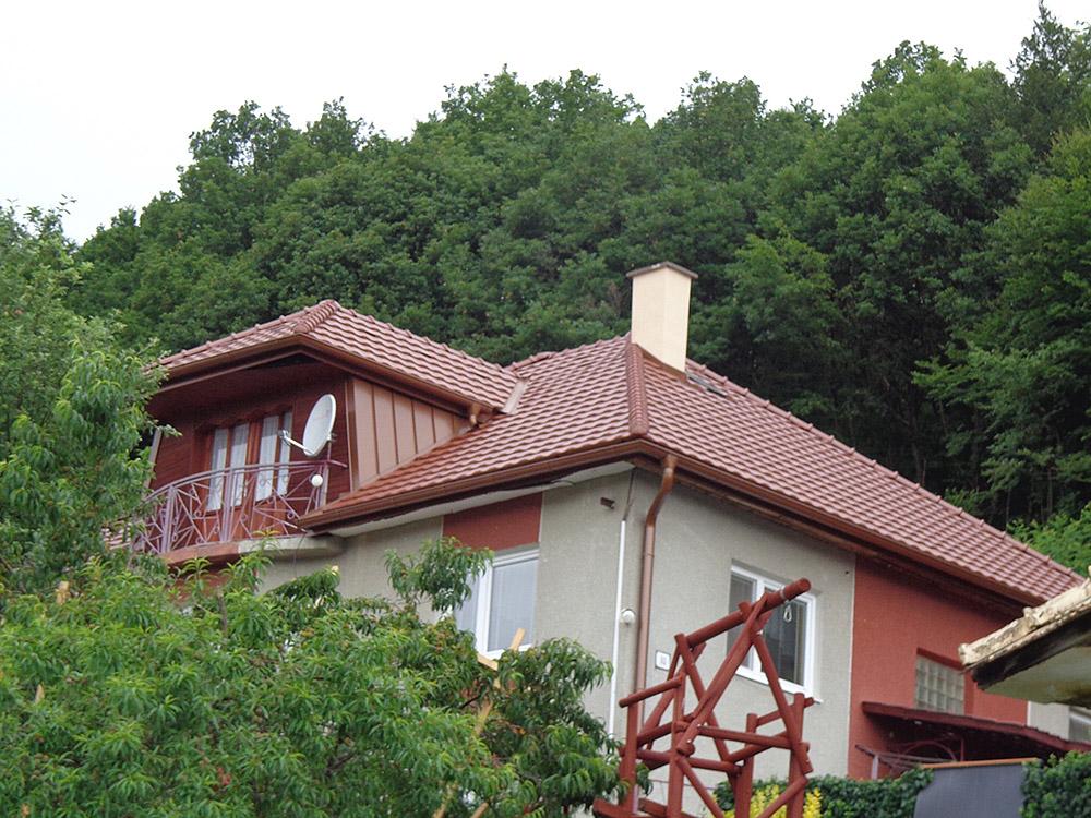 Strecha - rekonštrukcia strechy